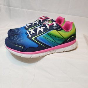Rainbow Danskin Athletic Shoes